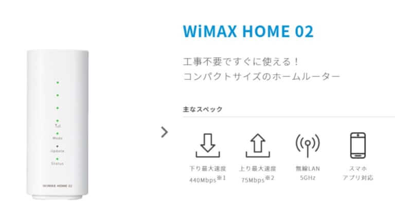 WiMAX-HOME-02トップ│UQ-WiMAX